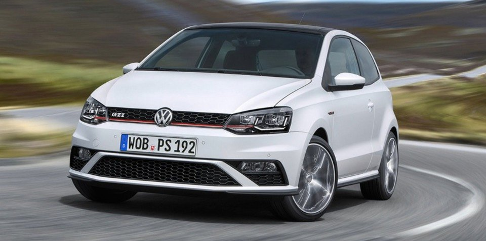 2015 Volkswagen Polo GTI: first-time adjustable suspension not for Oz