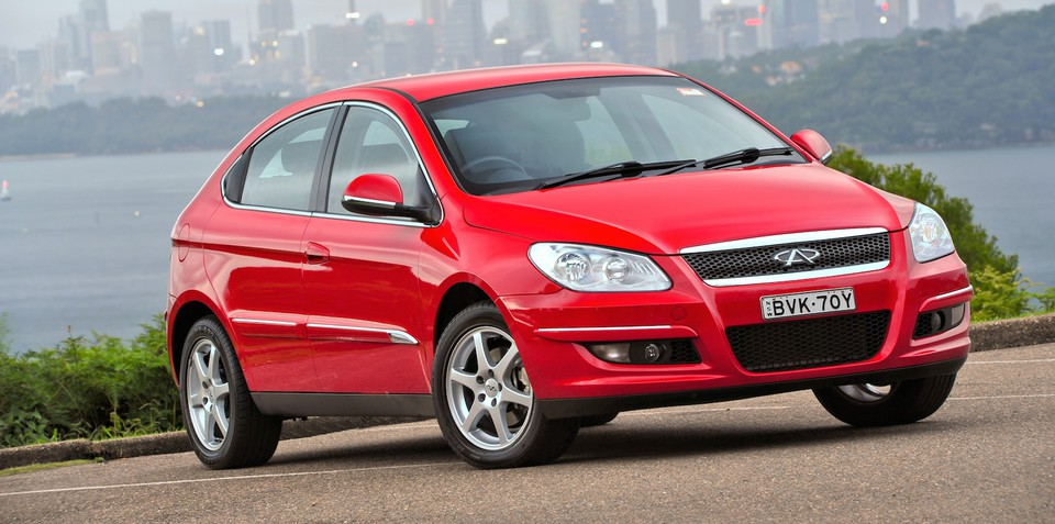 Chery committed to Australia despite sales slide