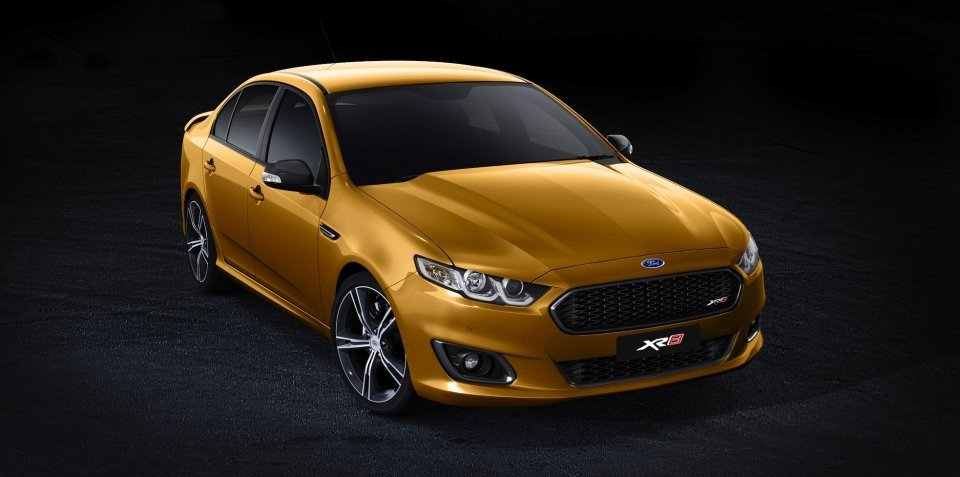 Ford Falcon XR8 pricing : Flagship 335kW supercharged Falcon XR8 priced from $52,490