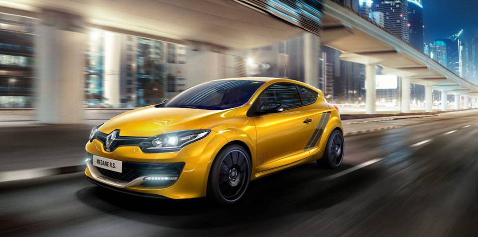 Renault Megane RS275 touches down from $52,990
