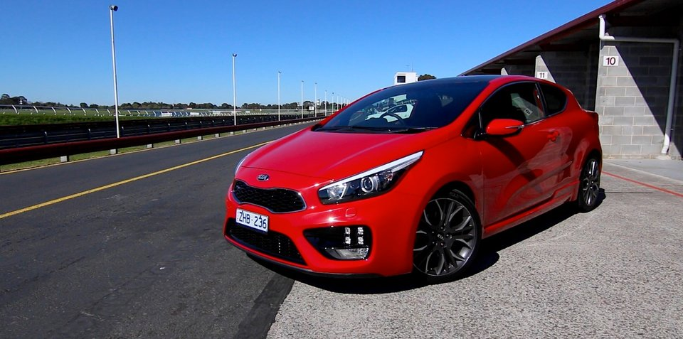 Kia Australian suspension tune goes global on Pro_cee'd GT