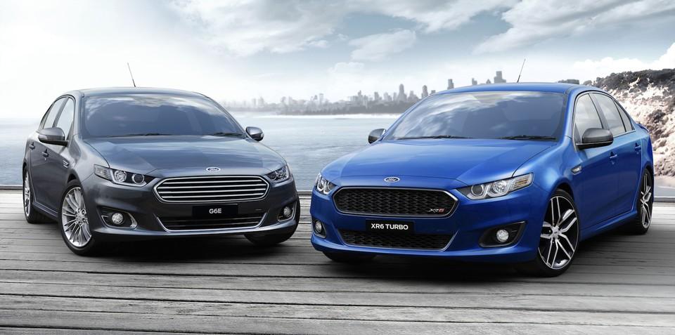 2015 Ford Falcon FG X, Territory SZ MkII make fuel economy gains