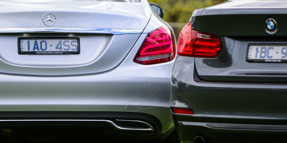 BMW Australia to 'strike back' against Mercedes-Benz sales lead