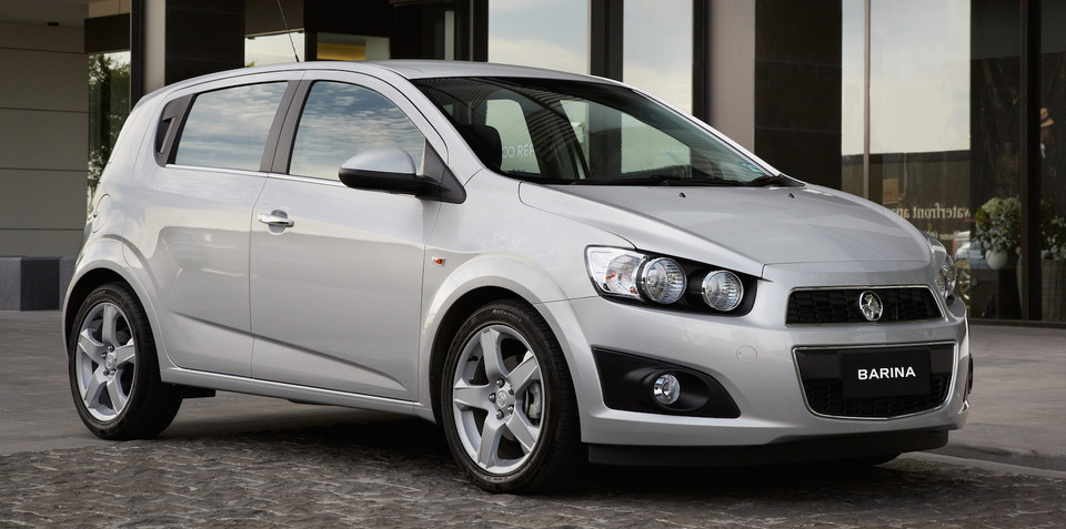 Holden Barina and Trax recalled