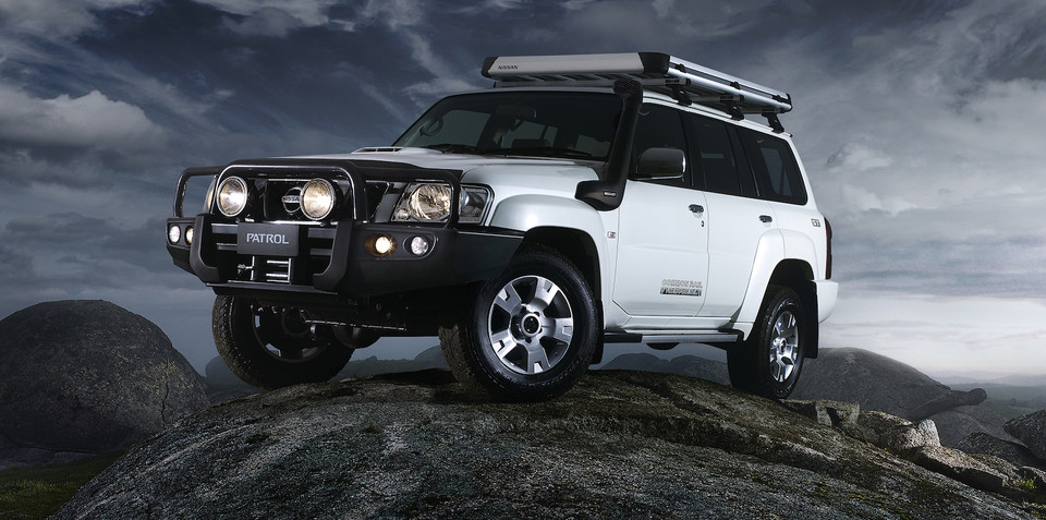 Nissan Patrol Titanium Limited Edition Launches From 57 990 Driveaway