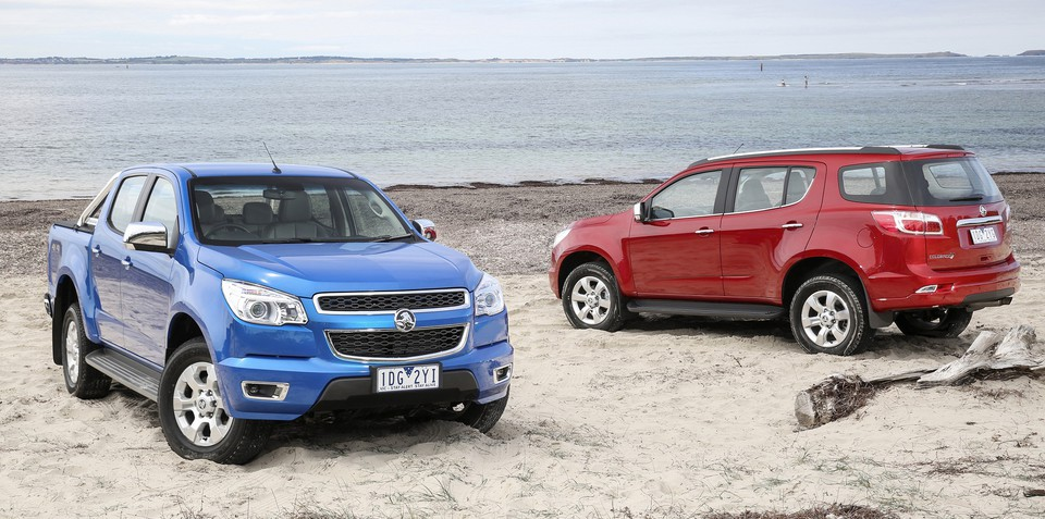 2015 Holden Colorado and Colorado 7: pricing and specifications
