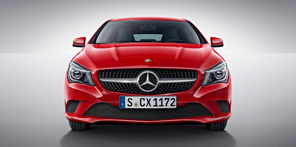 Mercedes-Benz moots up to eight next-generation compact models