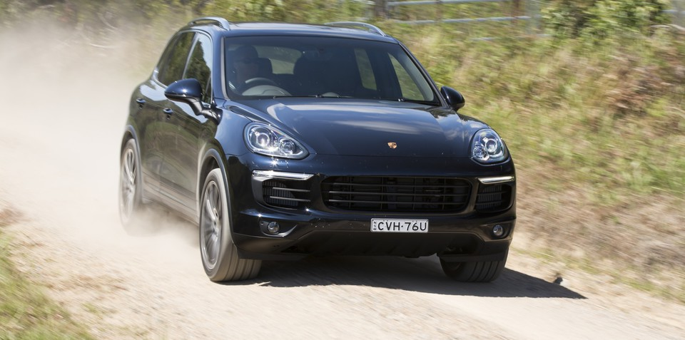 Porsche Cayenne Review