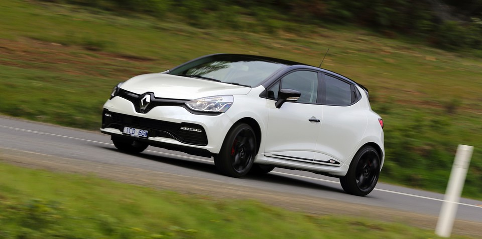 2015 renault clio rs monaco gp review quick drive caradvice. Black Bedroom Furniture Sets. Home Design Ideas
