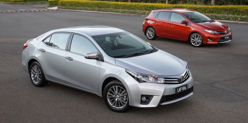 Toyota Corolla: Australia's best-selling car in 2014
