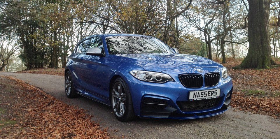 Face/Off - BMW M135i hatch with M235i coupe front
