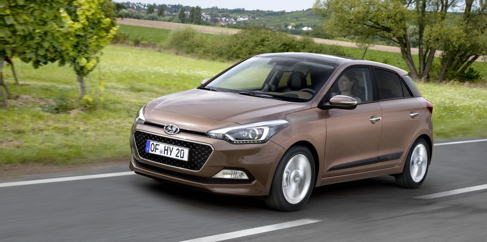 Hyundai i10 and i20 off the cards for Australia, cut-price Accent to become entry model