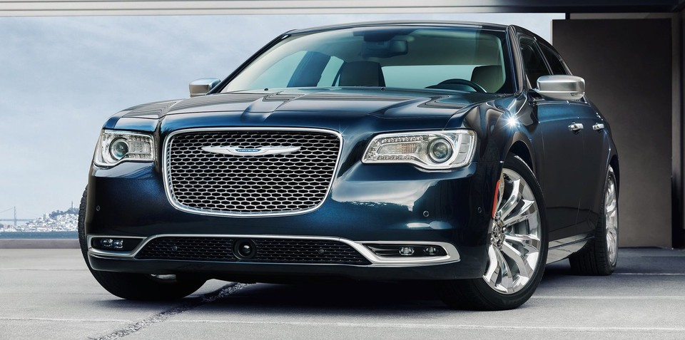 2015 Chrysler New Cars