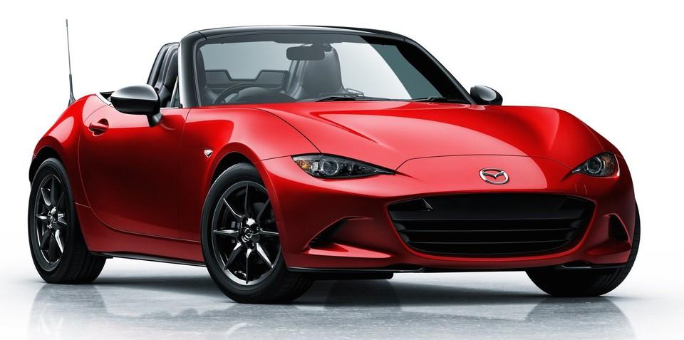 2015 Mazda New Cars