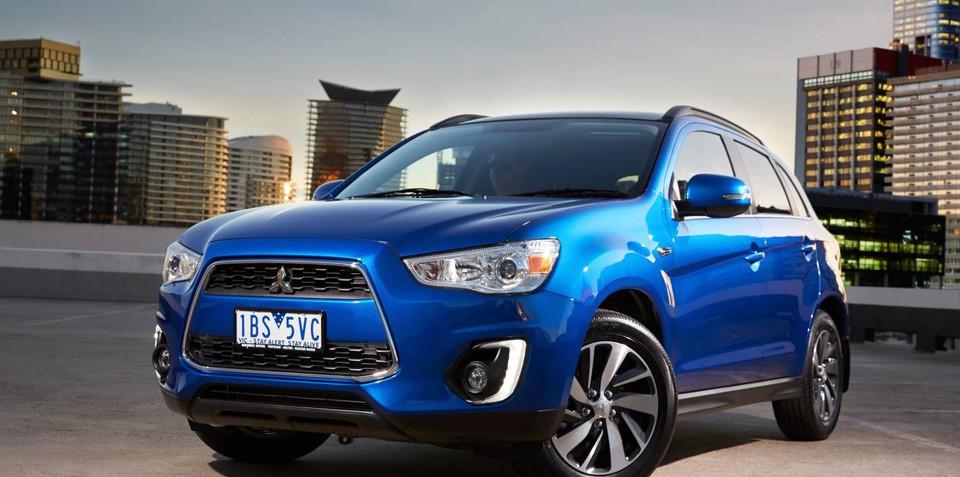 Mitsubishi Australia sales boom in November