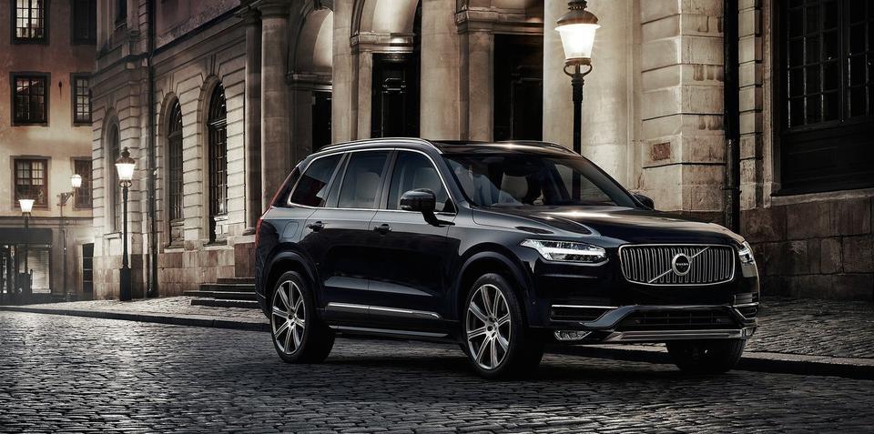 2015 Volvo New Cars