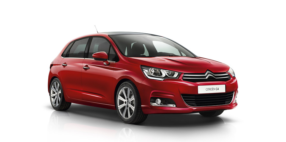 Citroen C4 update adds BlueHDi diesels, three-cylinder petrol drivetrains
