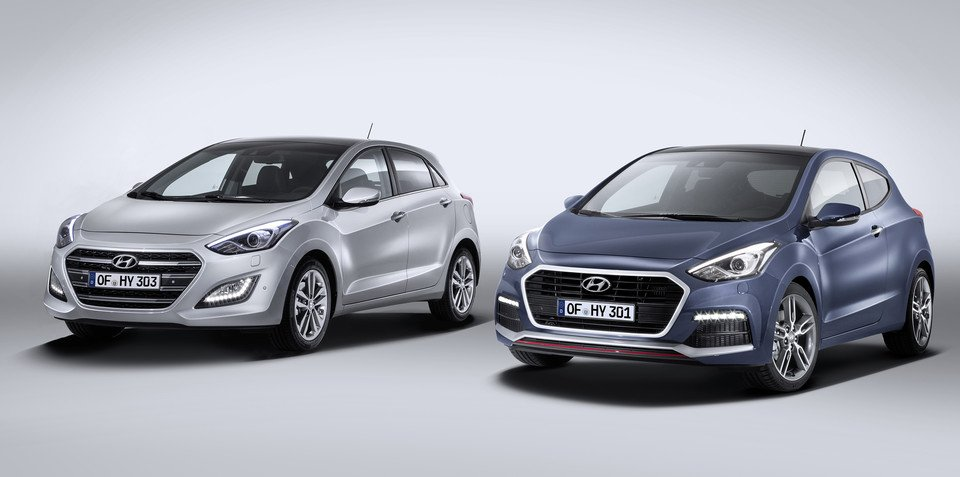 2015 hyundai i30 facelift gains dual clutch transmission. Black Bedroom Furniture Sets. Home Design Ideas