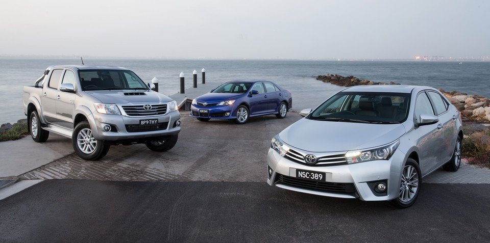2014 car sales: winners and losers