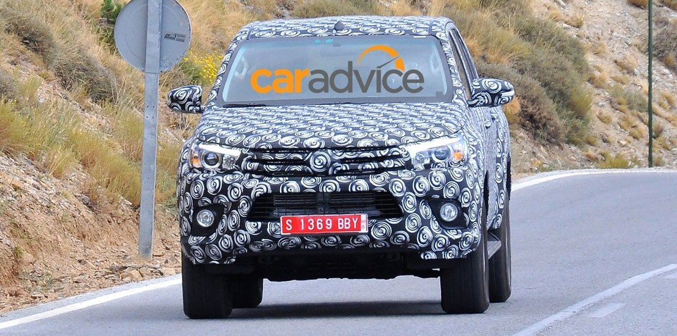 """Toyota Fortuner : HiLux-based seven-seat SUV """"very appealing"""" for Australia"""