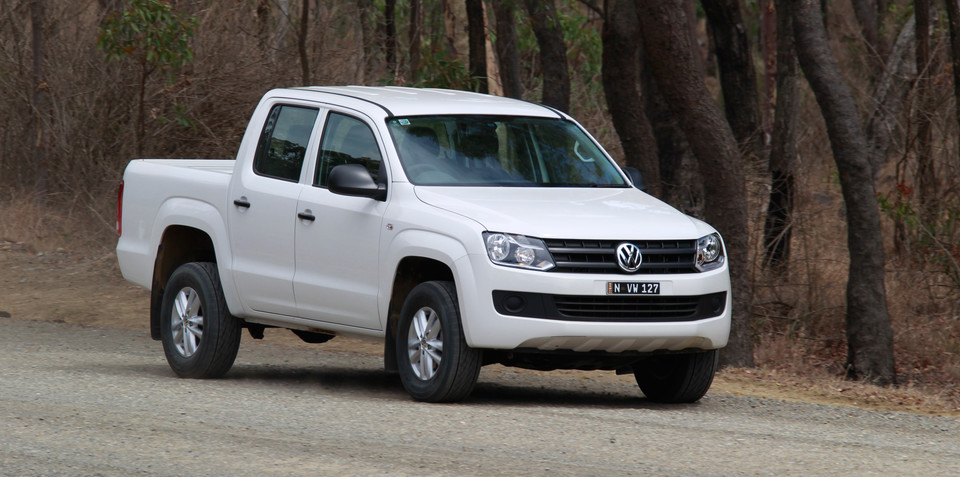 2015 Volkswagen Amarok : Pricing and specification changes