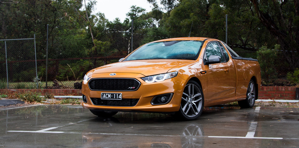 2015 Ford Falcon XR6 Turbo Ute Review