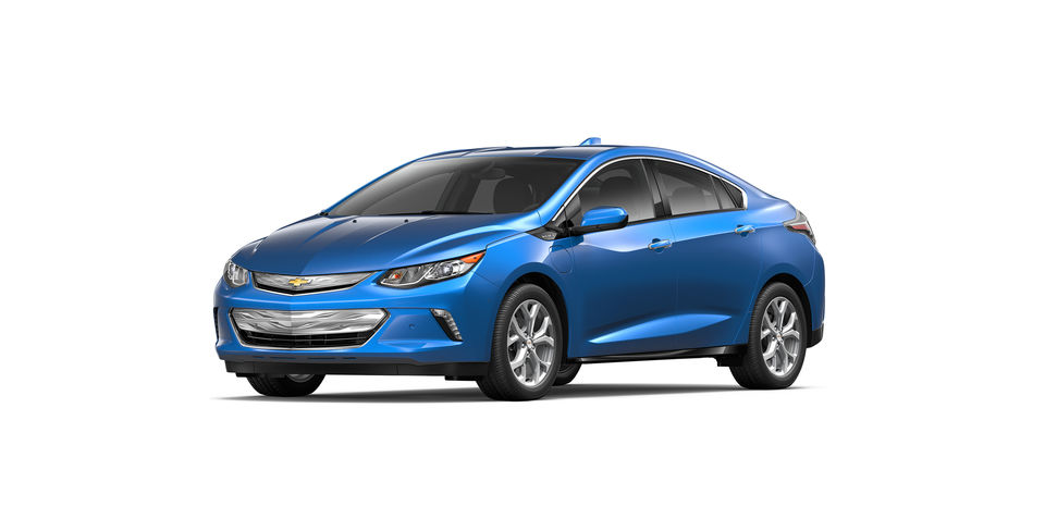 Autonomous Chevrolet Volts to operate at GM R&D centre