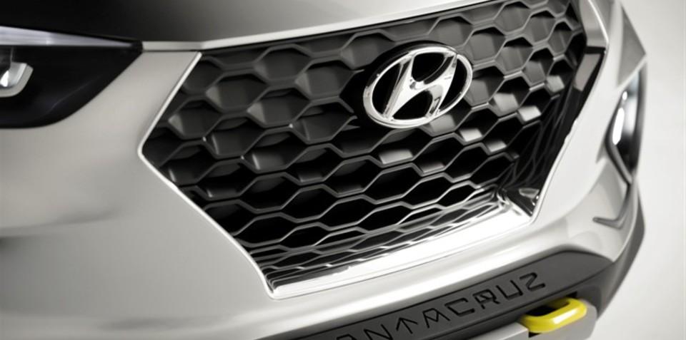 Hyundai Ute to help company's sales volume overtake Holden