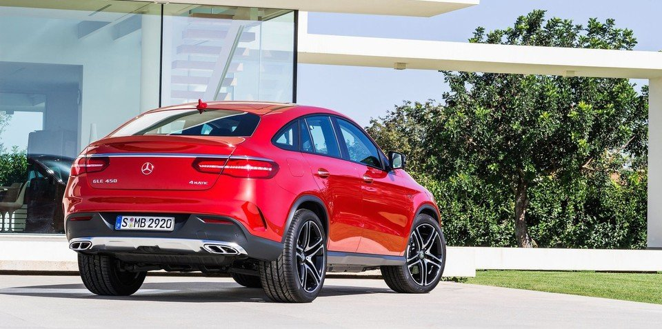 Mercedes-Benz discusses future SUV designs, and how it was inspired by BMW X6