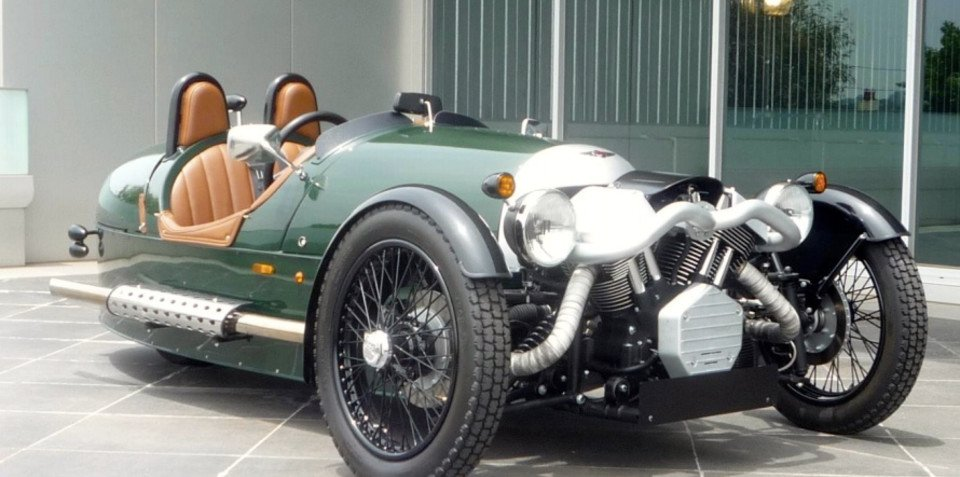 Morgan 3 Wheeler: Final order call, car not road legal from November 2017