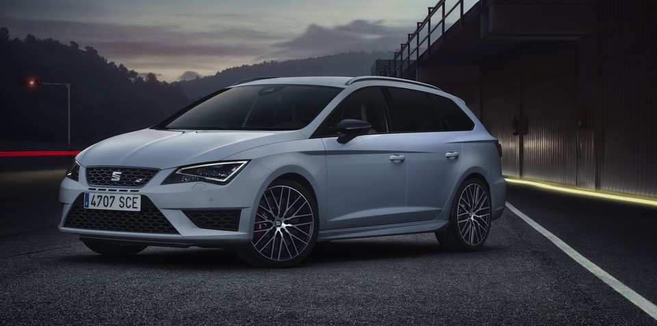 Seat Leon ST Cupra 280: Spanish hot-hatch turns wagon
