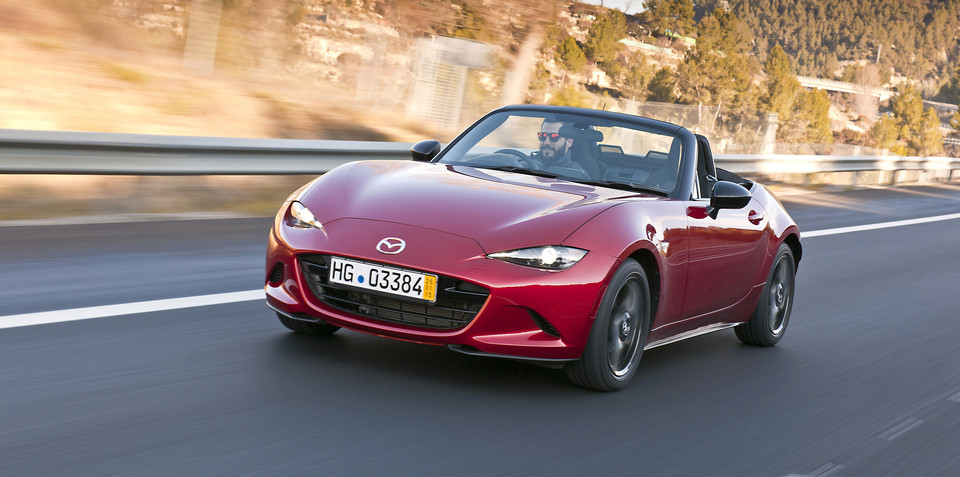 2015 Mazda MX-5 will feature 96kW 1.5-litre direct-injection engine