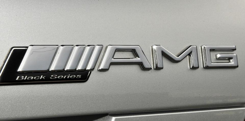 Mercedes-AMG GT Black Series confirmed