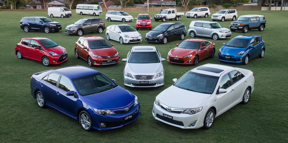 "Toyota Australia embarks on culture shift to ""lift our game"""