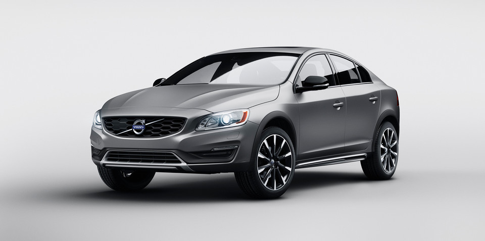 Volvo S60 Cross Country sedan to debut in Detroit