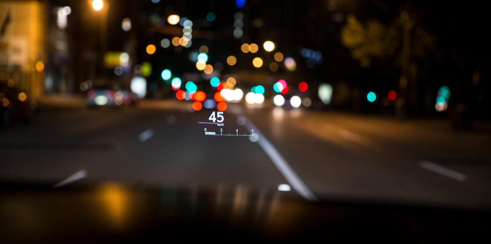 Do I need a heads-up display in my new car? What is heads-up display?