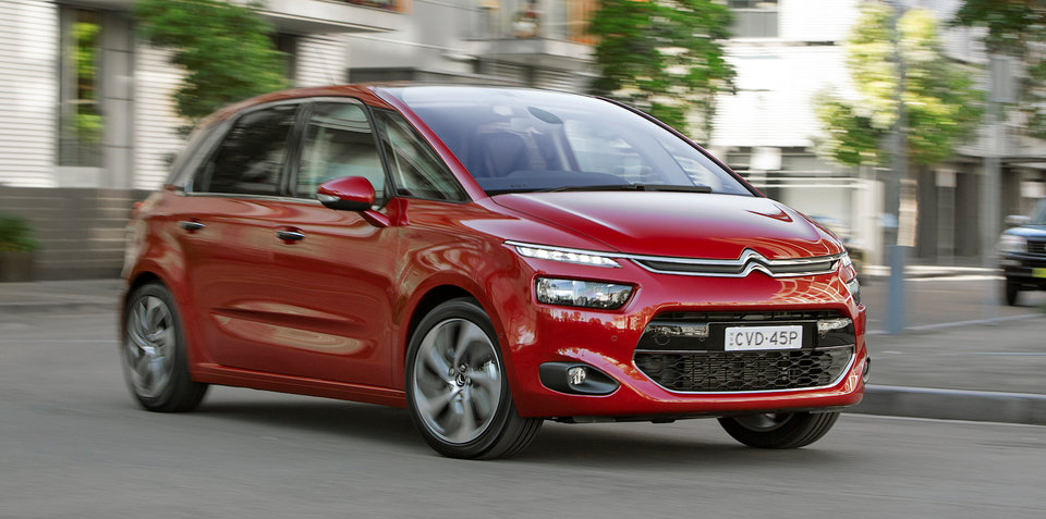 2014-15 Citroen C4 Picasso recalled for front suspension fix