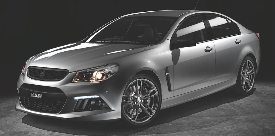 2015 HSV Senator SV special edition launches from $83,990
