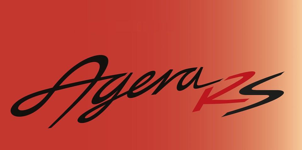 Koenigsegg Agera RS, Regera confirmed for Geneva debuts