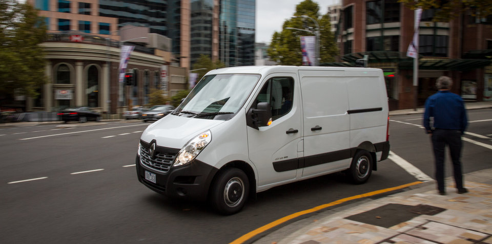 2016 Renault Master, Trafic, Kangoo:: prices increase with boosted safety, new features
