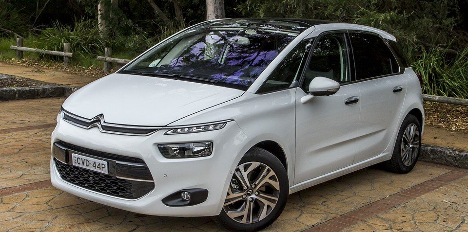 2015 Citroen C4 Picasso Review