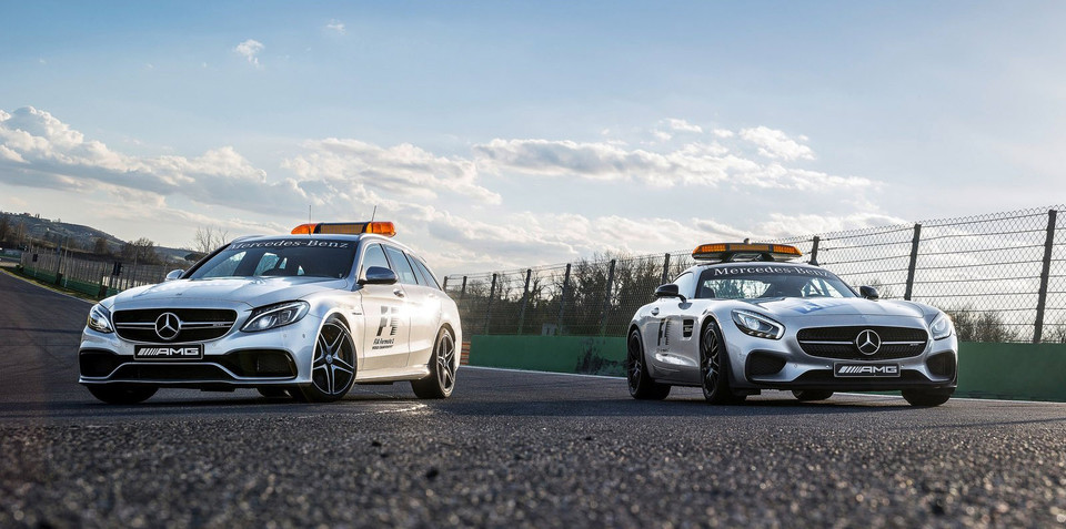 Mercedes-AMG GT S to be safety car for 2015 Formula One season