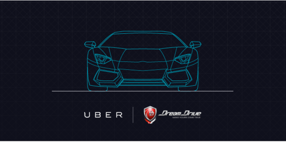 Uber adds supercar fleet in Singapore