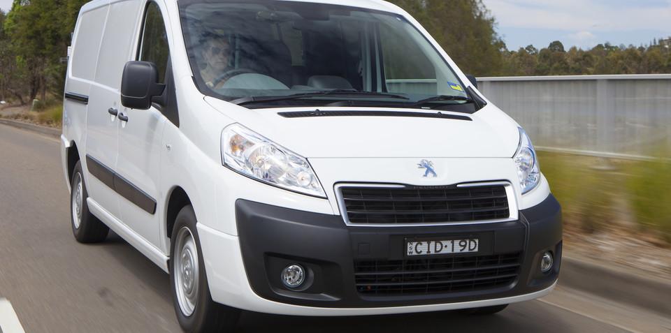 Peugeot Partner, Expert vans dropped in Australia - for now