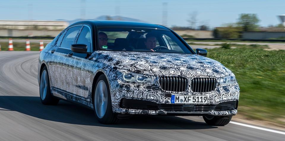 2016 BMW 7 Series :: First details