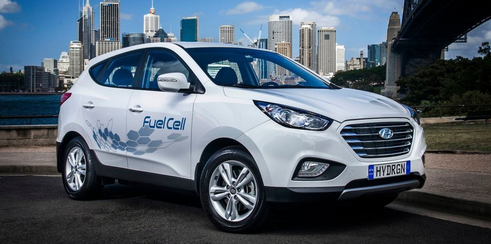 2018 Hyundai hydrogen vehicle to use bespoke chassis, right-hand drive confirmed