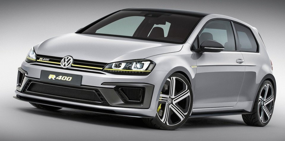 Volkswagen Golf R400 confirmed for production - report