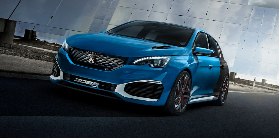 Peugeot 308 R HYbrid could become flagship Peugeot Sport model