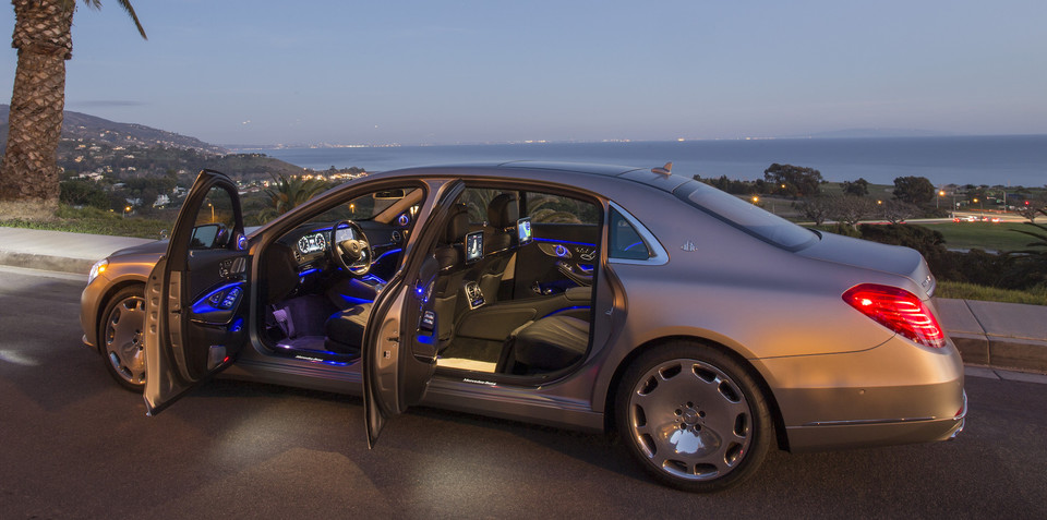 mercedes maybach s class for half the price. Black Bedroom Furniture Sets. Home Design Ideas