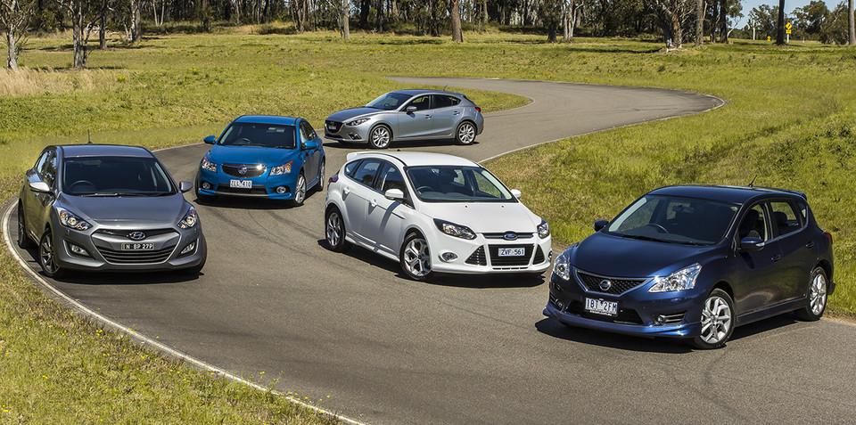 Passenger car sales plummet before SUV barrage